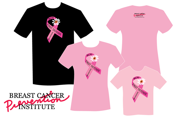 Breast Cancer Prevention Tees